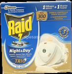 raid night & day trio base + ricarica