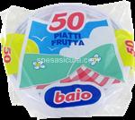 baio piatto frutta pz.50