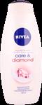 nivea bagno diamond touch ml.750