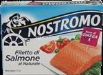nostromo filetto salmone naturale gr.110