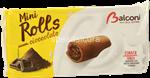 balconi mini rolls cioccolato gr.180