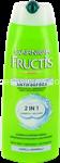 fructis shampoo 2in1 antiforfora ml250