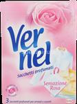 vernel sacchetti profumati sensazione rosa pz 3
