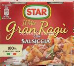 star granragu' salsiccia gr.180x2