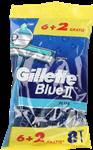 gillette blue ii usa/getta plus pz8 expo