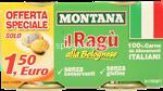 montana ragu'alla bolognese gr.100x2