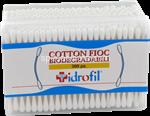 idrofil cotton fioc biodegradab.pz.300
