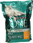purina one adult pollo/cereali gr.800