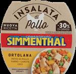 simmenthal insalate pol farro/ver gr.160
