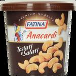 fatina anacardi salati barattolo gr.200