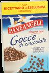 paneangeli gocce di cioccolato gr.125