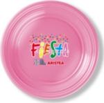 l.color rosa piatti frutta 170p 50pz