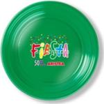 l.color verde piatti frutta 170p 50pz