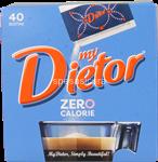 dietor dolcificante 40 bustine gr.32