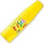 l.color giallo bicchieri 200r 50pz