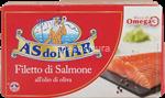 as do mar filetti salmone o.oliva gr.115