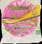 aristea piatto dessert fucsia pz.50