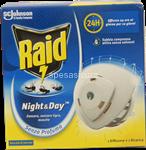raid night & day base + ricarica
