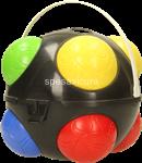 bocce d.80 in cestino a sfera  118b