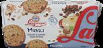 lazzaroni muesli bisc.cereali gr.300 (e)