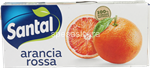 santal succo arancia rossa brick ml200x3