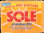 sole sapone giallo gr.250 x 2