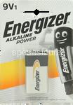 energizer power transistor 9 v