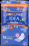 lines idea notte ripiegato pz.14
