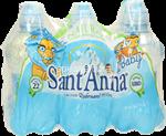 sant'anna acqua naturale la baby ml250x6