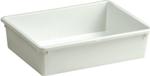 bacinella frigo 10 lt. bianca 74000