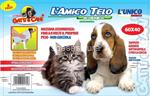 l.gatti&cani amico telo 40x60 8pz. 10048