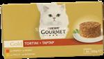 gourmet gold tortini manzo/pollo gr.85x4