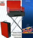 barbecue sweet grill 41x30x80cm 840