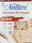 nattura pane azzimo integrale bio gr.200