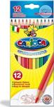 carioca pastelli legno 12pz 40380