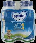 mellin 2 latte liquido ml.500x4