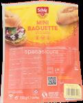 schar gluten free mini baguette gr.150
