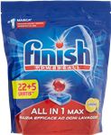 finish all in one max lemon pz.22+5