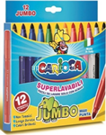 carioca jumbo fibra 12pz. 40569