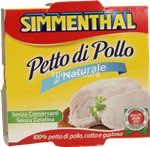 simmenthal pollo al naturale gr.133