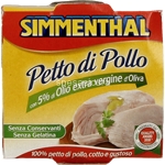 simmenthal pollo con olio gr.133