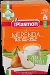 plasmon omogeneiz.yogurt/pera gr.120x2