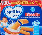 mellin biscotti gr.900
