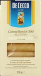 de cecco cannelloni gr.250             *