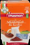 plasmon merenda latte cacao gr.120x2