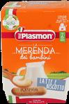 plasmon merenda latte biscotto gr.120x2