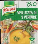 knorr bio vellutata 9 verdure ml.300