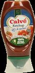 calve' top down ketchup light ml.250