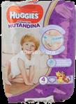 huggies mutandine maxi pz.15