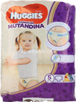 huggies mutandine junior pz.14